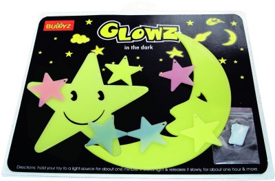 Buddyz Glowz Smiling Star & Smiling Moon for Kids