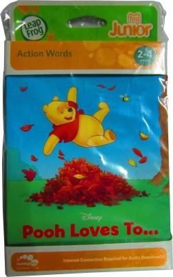 LeapFrog Pooh Loves To