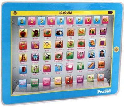 A M ENTERPRISES Multicolor English Learning Tablet for kids