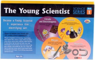 Ekta The Young Scientist - set 1