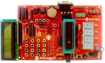 Robomart 8051 Development Board