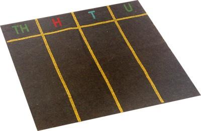 Kidken Montessori Felt Material: TH, H, T, U