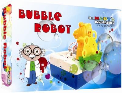 Dr. Mady Bubble Robot