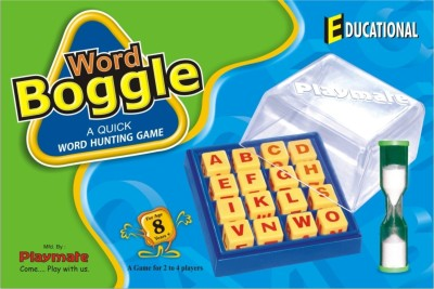 Playmate Word-Boggle