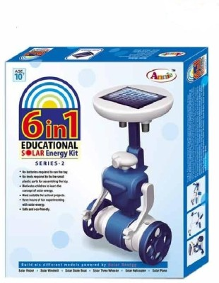 Homeshopeez 6 in 1 Educational Solar Kit - 2