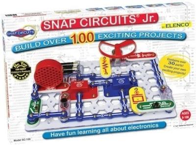 Elenco Snap Circuits Jr. 100-in-1