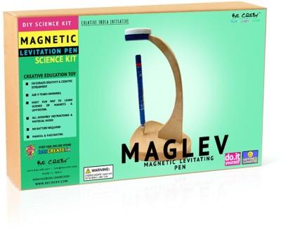 Be Cre8v Maglev - Magnetic Levitation Pen DIY Science Kit