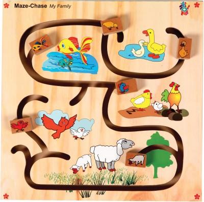 Skillofun Maze Chase-My Family