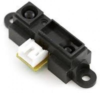 Robosoft Systems Sharp Distance Sensor Gp2y0a21y0f (10cm-80cm)