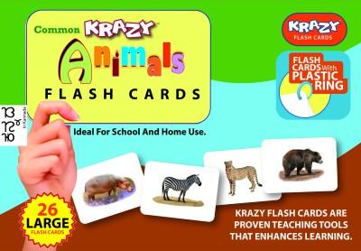 Mind Wealth Krazy Animals- Kannada With Ring