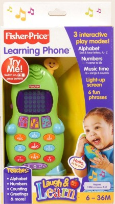 Fisher Price Fisher-Price Laugh and Learn Phone