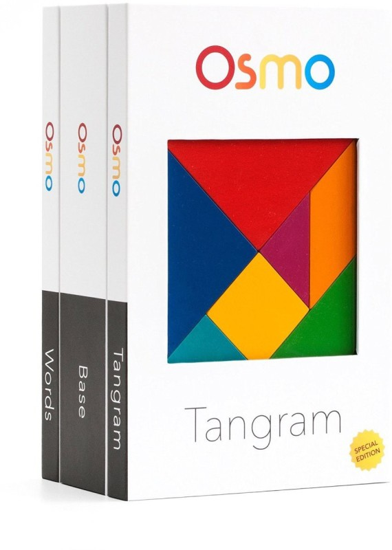 Tangibleplay Osmo Gaming System for iPad(Multicolor)
