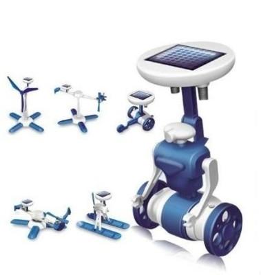 Phonenix 6 In 1 Educational Solar Powered Robot Kit