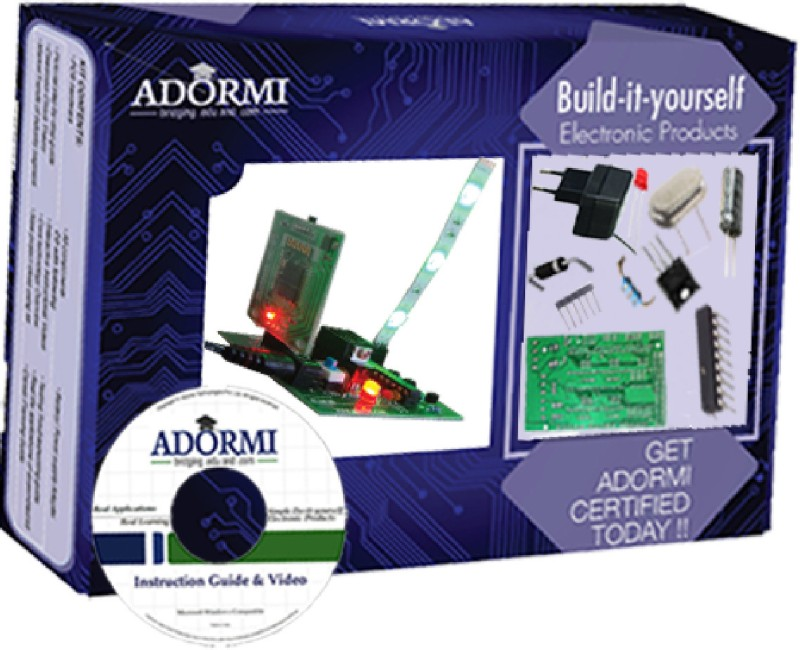 Adormi Multi function bluetooth Controlled Night Club Lighting System(Multicolor)