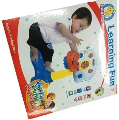 Turban Toys Learning Fun Shoot n Sound Basketball game