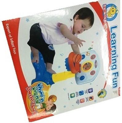Turban Toys Learning Fun Shoot n Sound Basketball game