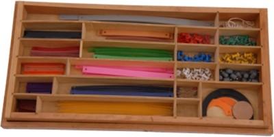 Kidken Montessori Stick Material