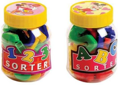 Vacfo Abc & Numbers Sorter