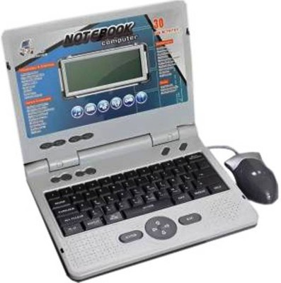 Jaibros Kids Notebook Computer Laptop With Mouse 30 Activities and Games