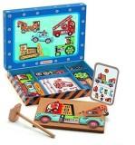 Djeco Vehicles Tap Tap (Multicolor)