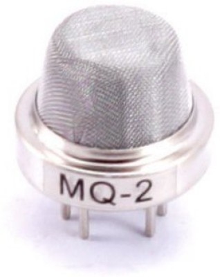 Explore Embedded Smoke Sensor ( MQ2)