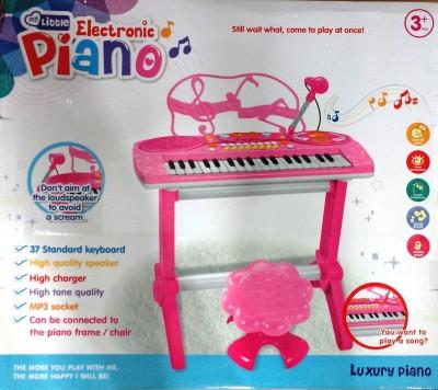 Jaibros 37 Keys Luxury Electronic Piano Table with Mic