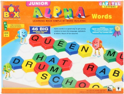 Toysbox Alpha Words - Junior