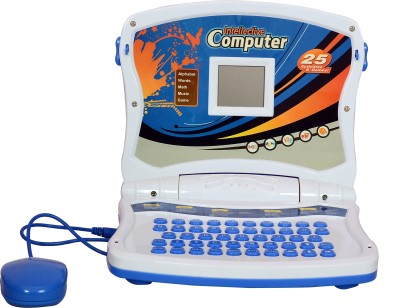 Planet of Toys Intellective Educational Computer (25 Activities and Games) with Mouse