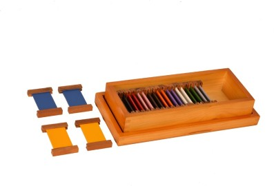 Kidken Montessori Secondary Colour Tablets