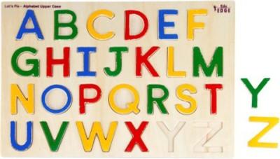 Eduedge Let,S Fix - Alphabet Upper Case