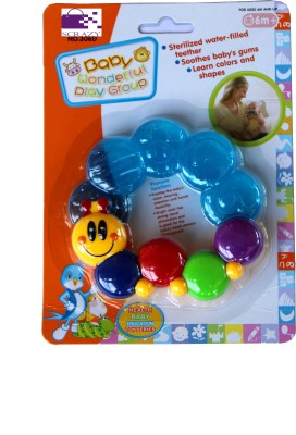 Scrazy Amazing Multi-Color Caterpillar for infants