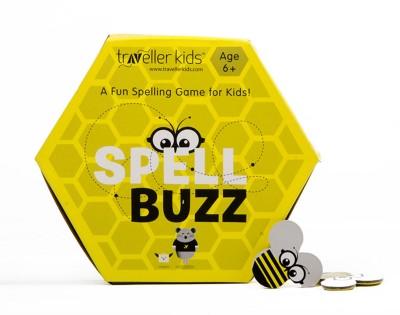 Traveller Kids Spell Buzz