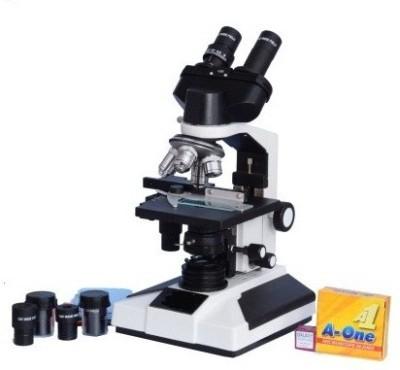 Labpro Pathological Doctor Binocular Microscope(White)