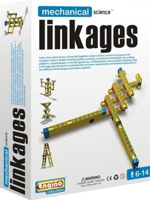 Elenco Linkages - Engino Engineering Series