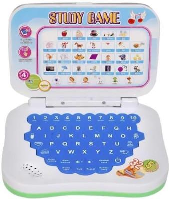 Turban Toys Ben 10 English Learner Laptop