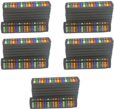 Djuize Abacus 17 Rod Multicolor - Set of 50