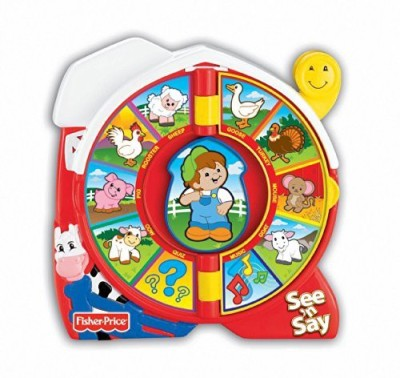 Fisher-Price See ,n Say The Farmer Says Toy