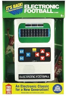 Mattel Electronic Football Handheld Retro Video Game