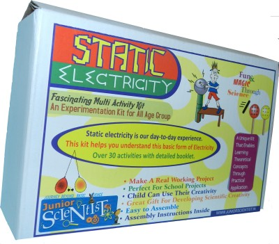 Junior Scientist Static Electricity (20 Act.)