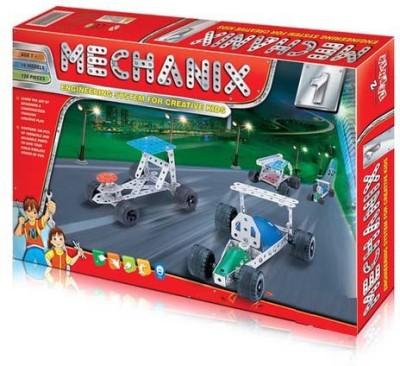 adiEstore Mechanix - Engineering System For Creative Kids