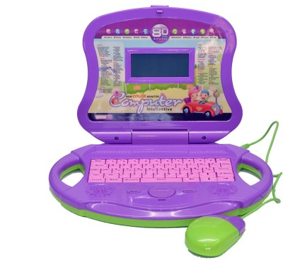 Gifts & Arts Laptop With 80 Fun Activities