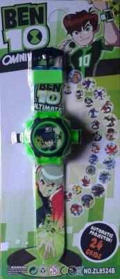 ToysBuggy Ben10 Projector Watch