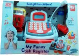 play my funny cash register activity kit...