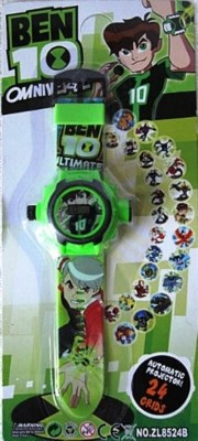 Shop & Shoppee Ben 10 Projector Wristband - 24 Images