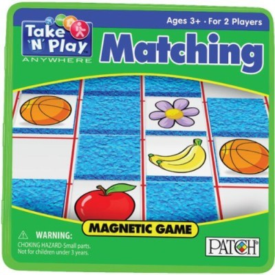 Patch Matching - Take ,N, Play Anywhere Game