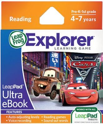 LeapFrog LeapPad Cars 2 Ultra ebook