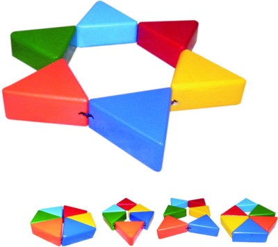 Kinder Creative Wonder Triangles