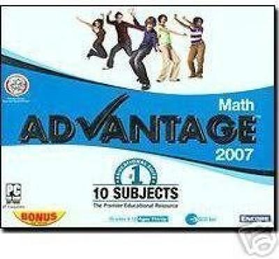 Encore Math Advantage 2007 Sb By Encore(Multicolor)