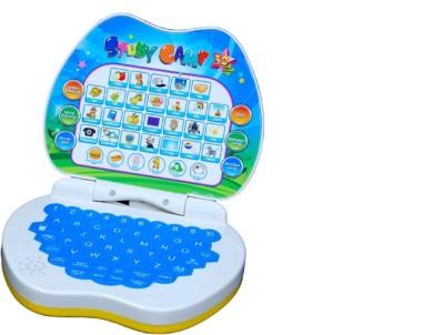 Montez Study Paradise Kids English Learning Laptop