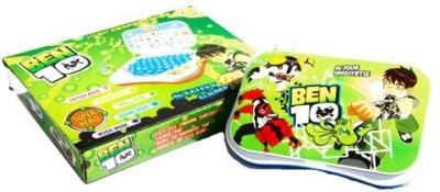 AQUARAS Ben 10 Talking English Learning Laptop Toy For Kids